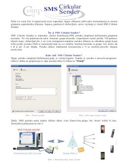 Cirkular Sender - COMP-IT