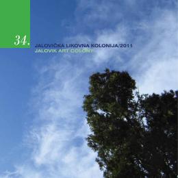 JLK Katalog 2011 - JLK - Jalovička likovna kolonija
