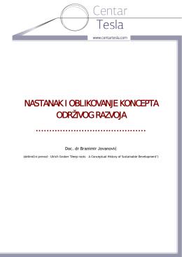 Nastanak i oblikovanje koncepta održivog razvoja.pdf