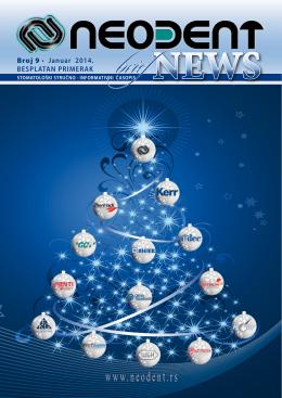 Broj 9 • Januar 2014. BESPLATAN PRIMERAK