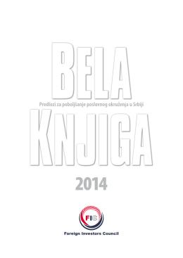 Predlozi za poboljsanje poslovnog okruzenja u Srbiji