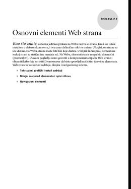Poglavlje 2 - eKnjizara.rs