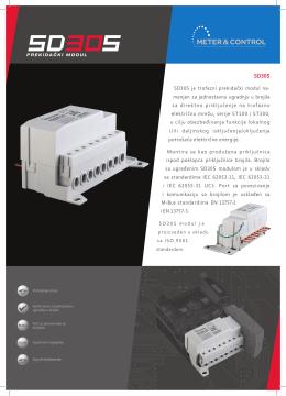 SD30S je trofazni prekidački modul na