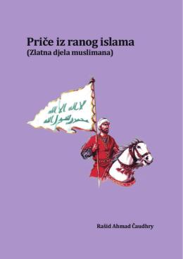 """""""Priče iz ranog islama (zlatna djela muslimana)"""" u PDF formatu."""