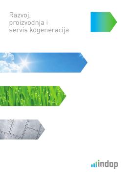 Razvoj, proizvodnja i servis kogeneracija