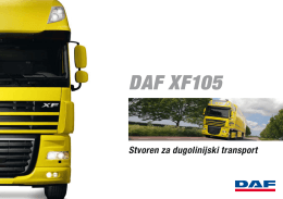 DAF XF105 - D Truck Puls