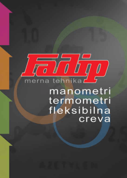 Fadip proizvodni program 2013