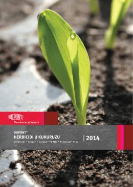 herbicidi u kukuruzu 2014.
