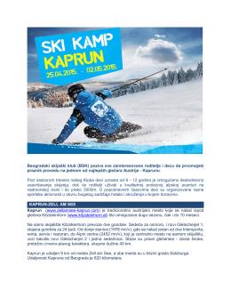 ovde. - Beogradski Ski Klub