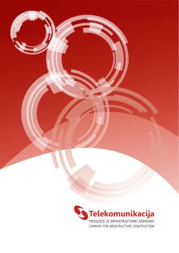 Preuzmite PDF - Telekomunikacija