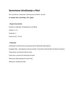 Izveštaj i komentari - www . ipb . ac . rs