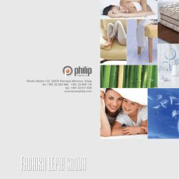 Katalog proizvoda - PHILIP & Co. Duseci