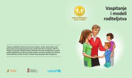 Vaspitanje i modeli roditeljstva - UNICEF-a