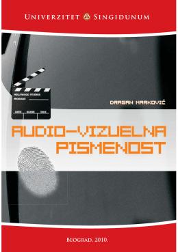 Audio-vizuelna pismenost.pdf - Seminarski i diplomski radovi