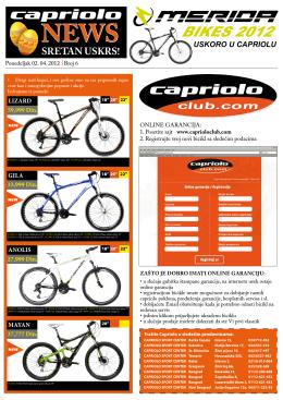 NEWS - Capriolo