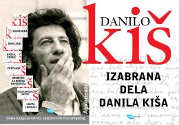 Изабраних дела Данила Киша