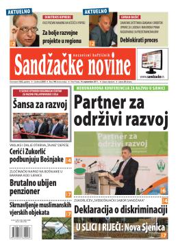 Sandžačke novine 140
