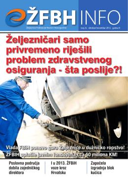 Broj 25 - Željeznice Federacije Bosne i Hercegovine!!!!!!!!