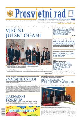 VJEČNI JULSKI OGANJ - Zavod za udžbenike i nastavna sredstva