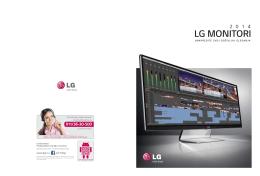 Monitor katalog - LG Electronics