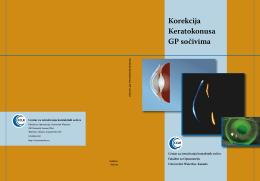 Korekcija Keratokonusa GP sočivima