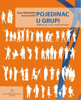 POJEDINAC U GRUPI - Zavod za udžbenike i nastavna sredstva