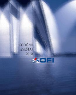 GODIŠNJI IZVEŠTAJ 2010 - Agencija za osiguranje i finansiranje
