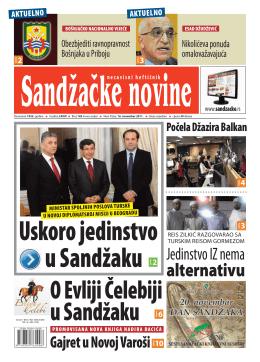 Sandžačke novine 149