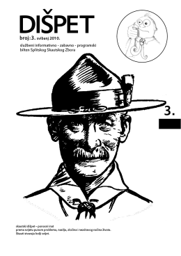 DIŠPET - ScoutPark
