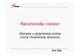Računovođe i revizor