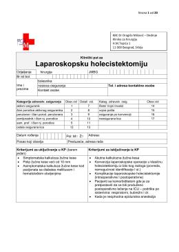 "KPLH FINALNI DOKUMENT 01.pdf - KBC ""Dr Dragiša Mišović"