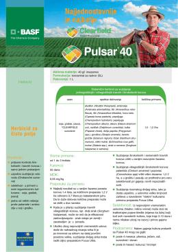 Pulsar 40 - Agroglobe