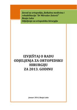 """ovdje - ZFMR """"Dr Miroslav Zotović"""", Banja Luka"""
