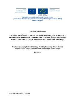 Tehnički dokument 2 na srpskom