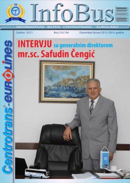 mr.sc. Safudin Čengić