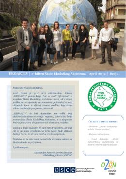 ekoaktiv - Ekološki pokret Ozon
