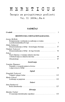 Hereticus 2004/4
