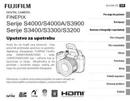 Fuji S4000-S4000A-S3900-S3400-S3300-S3200
