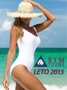 LETO 2013 - Sim Tours