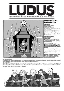 ludus188 - Udruženje dramskih umetnika Srbije