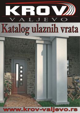 Katalog vrata - Krov