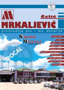 mrkaljević - Mrkaljevic doo