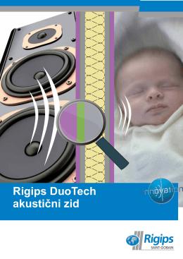 DuoTech akustični zid