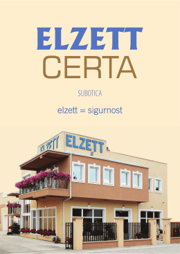 elzett = sigurnost
