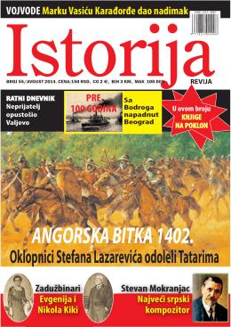 ANGORSKA BITKA 1402.