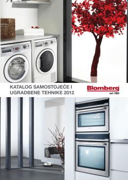 KATALOG SAMOSTOJEĆE I UGRADBENE TEHNIKE 2012