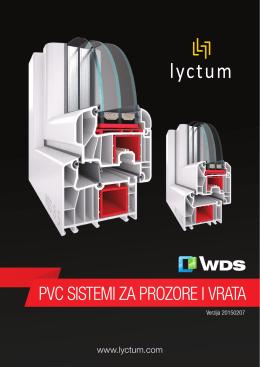 Cenovnik WDS profila