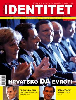 hrvatsko da evropi