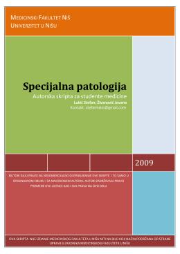 SpecijalnaPatologija Nis.pdf