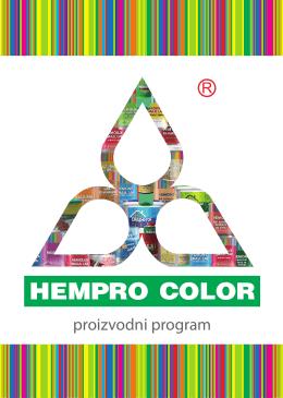Hempro katalog 2014